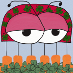 The Irish Ladybug