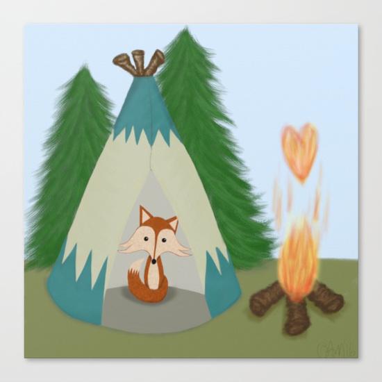 The Lone Fox